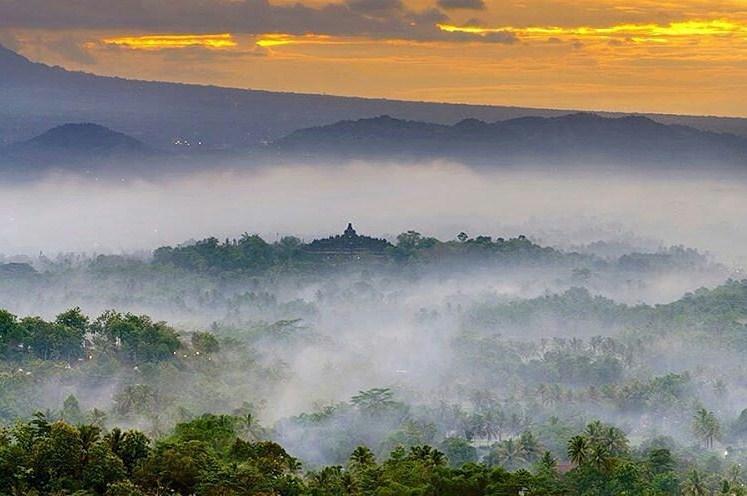 70 Rekomendasi Tempat Wisata Magelang Jawa Tengah Terpopuler 1 Puthuk
