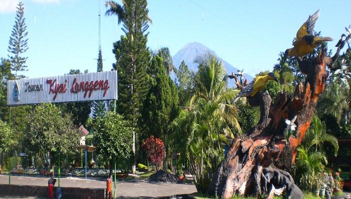70 Rekomendasi Tempat Wisata Magelang Jawa Tengah Terpopuler 5 Taman