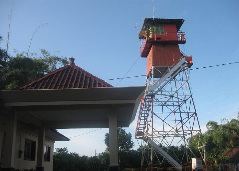 70 Rekomendasi Tempat Wisata Magelang Jawa Tengah Terpopuler Gardu Pandang