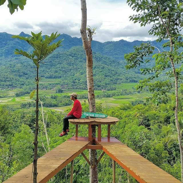 Destinasi Magelang Bakal Hits 2017 Citraelo 6 Spot Punthuk Setumbu