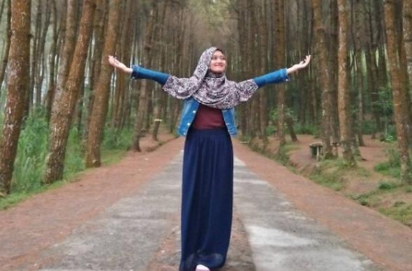Tempat Wisata Magelang Hobiholiday Hutan Pinus Gardu Pandang Ndlimas Kab