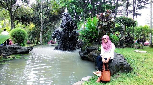 Top 17 Tempat Wisata Magelang Direkomendasikan Foto Taman Kyai Langgeng