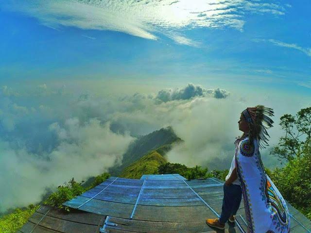 Top 17 Tempat Wisata Magelang Direkomendasikan Gunung Telomoyo Gardu Pandang