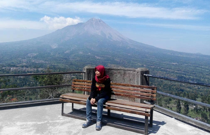 29 Tempat Wisata Magelang Terbaru Hits Dikunjungi Gardu Pandang Ketep
