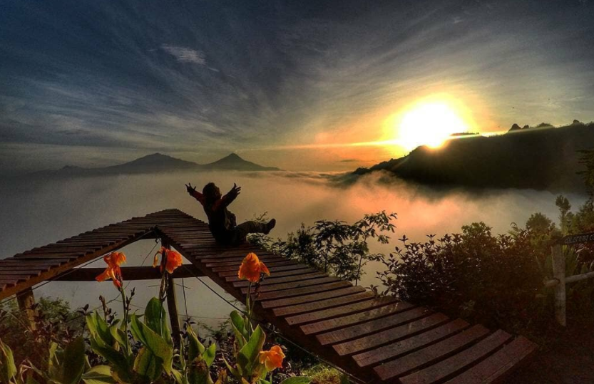 29 Tempat Wisata Magelang Terbaru Hits Dikunjungi Punthuk Mongkron Gardu