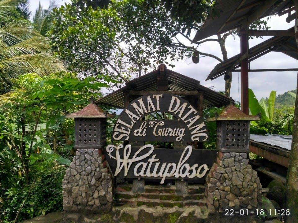 Curug Watuploso Air Terjun Eksotis Pegunungan Menoreh Baca Menikmati Keindahan