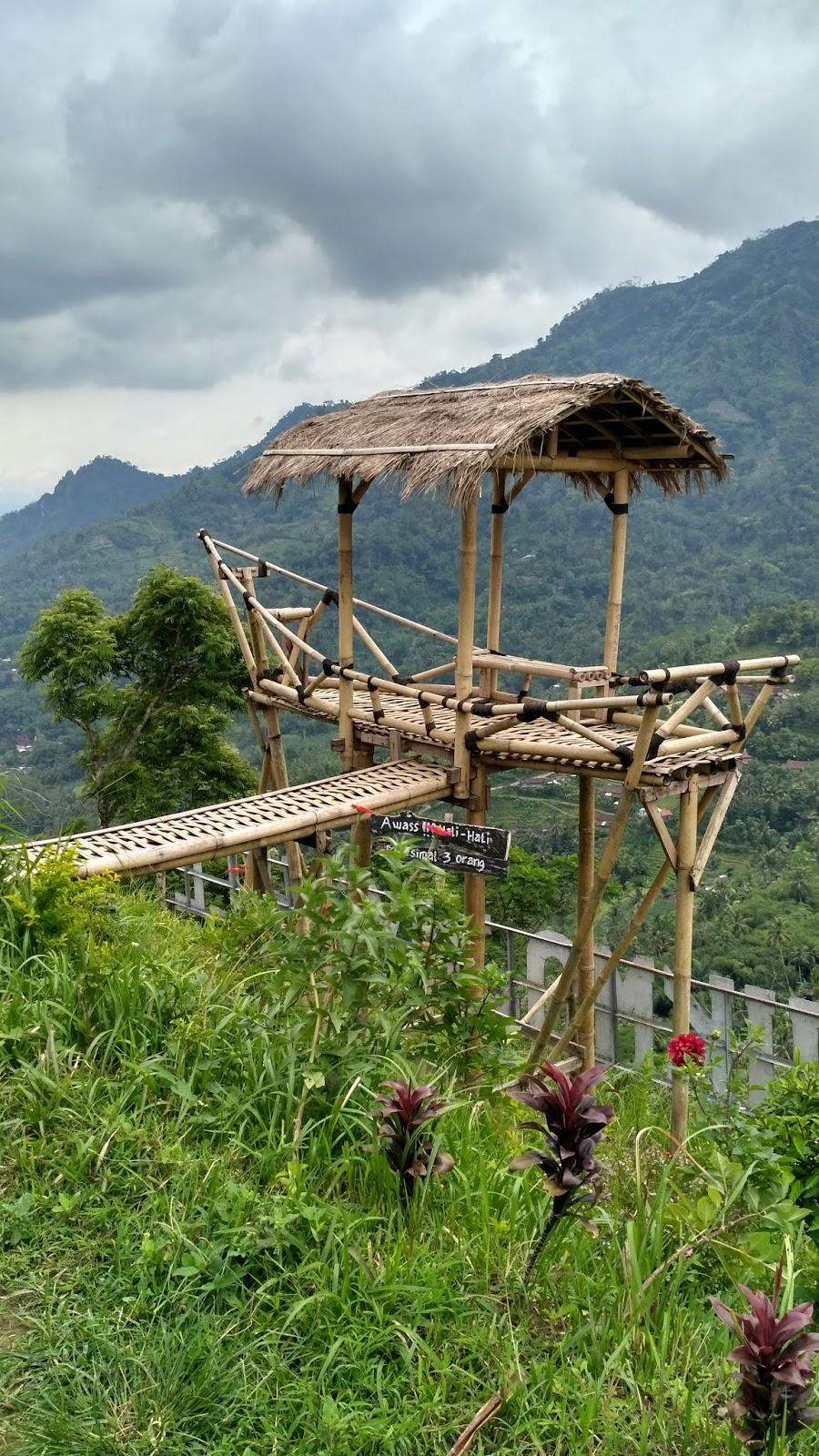 Indahnya Panorama Alam Punthuk Sukmojoyo Traveling Diary Baca Menikmati Keindahan