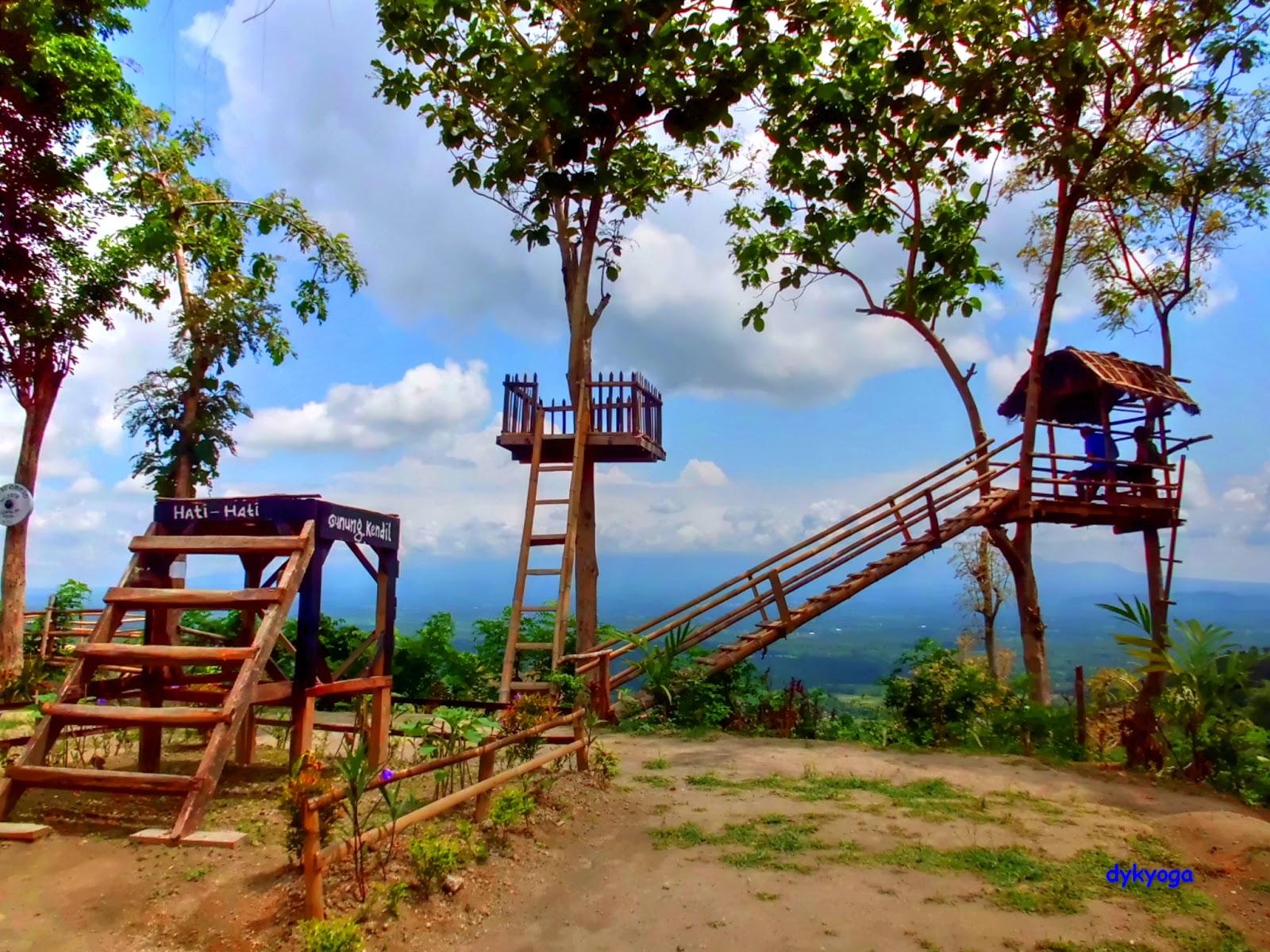 Kendill Hill Pesona Gupakan Kendil Desa Wisata Giritengah Borobudur Magelang