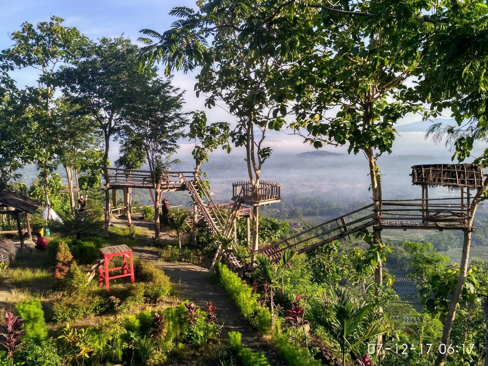 Mengejar Sunrise Punthuk Gupakan Traveling Diary Foto Lokasi Wisata Diambil