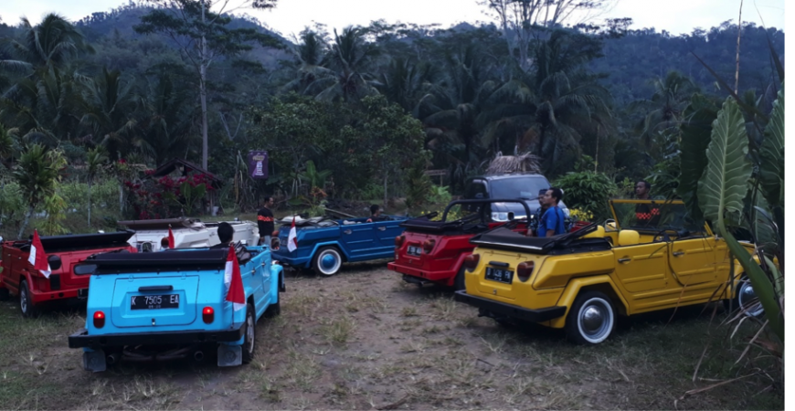Obyek Wisata Magelang Candi Borobudur Bisa Kamu Explore Gardu Pandang
