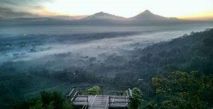 Wisata Kabupaten Magelang Sami Jaya Rental Mobil Punthuk Gupakan Borobudur
