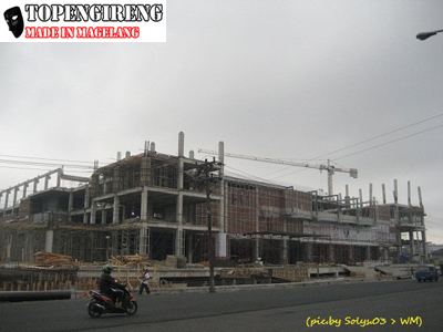 2011 Topeng Ireng Page 6 Pembangunan Pusat Perbelanjaan Magelang Yg