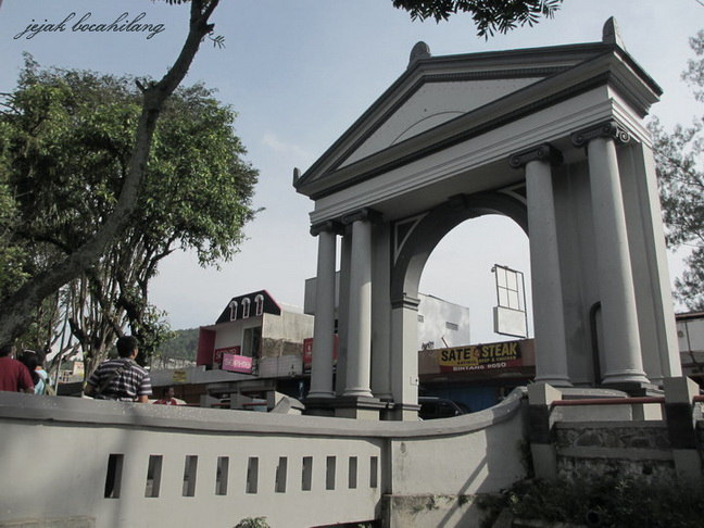 Jejak Bocah Ilang Gerbang Kerkhof Kab Magelang