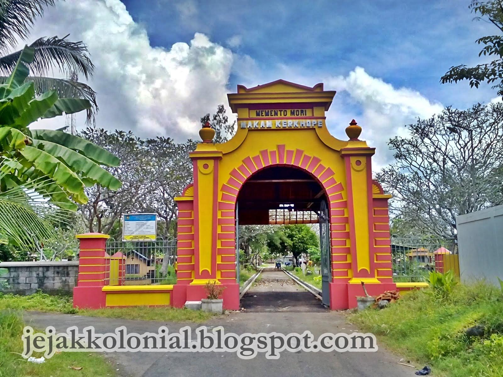 Jejak Kolonial Menyelami Purworejo Kota Kecil Calon Ibukota Hindia Gapura