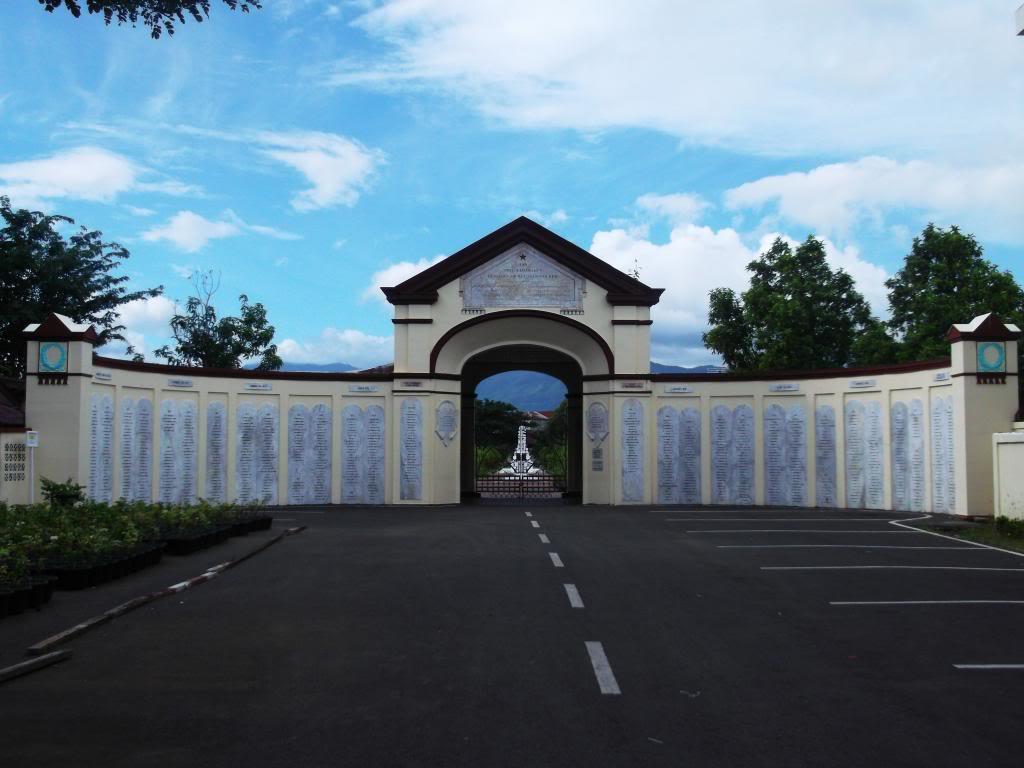 Kerkhof Peutjoet Kekunaan Pintu Gerbang Menyerupai Benteng Dibangun 1893 Terbuat