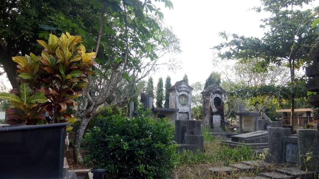 Kerkhof Purworejo Kekunaan Makam Disemayamkan Belanda Maupun Eropa Lainnya Antaranya