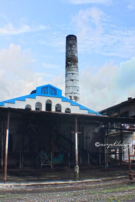 Rumputilalang Desember 2013 Tentang Cerobong Pabrik Gula Sumberharjo Galeri Foto