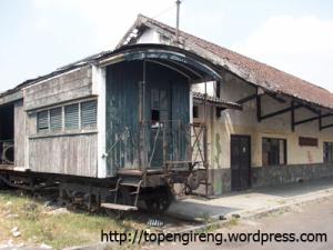 Stasiun Kota Magelang Kebonpolo Topeng Ireng Advertisements Gerbang Kerkhof Kab