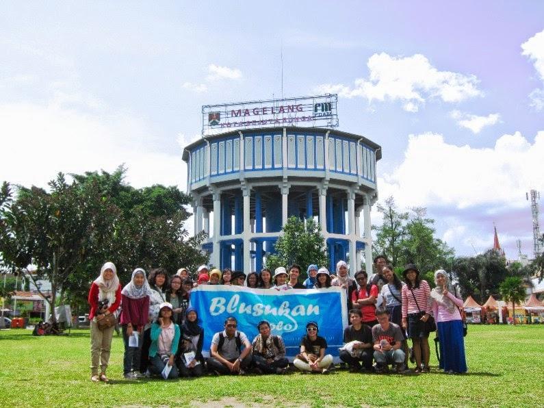 Traveling Dolan Bareng Komunitas Blusukan Solo Magelang Heritage Walk 30