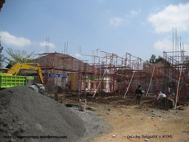 Wisata Kota Tua Topeng Ireng Bangsal Rsu Tidar Magelang Gerbang
