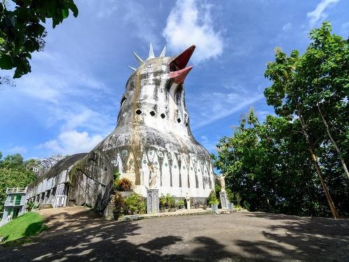 10 Foto Gereja Ayam Magelang Tiket Masuk Lokasi Wisata Rute
