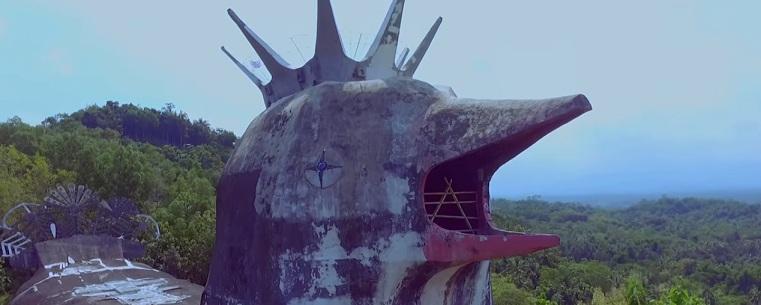 Alamat Bukit Rhema Gereja Ayam Magelang Mungkin Bentuknya Tidak Ramping
