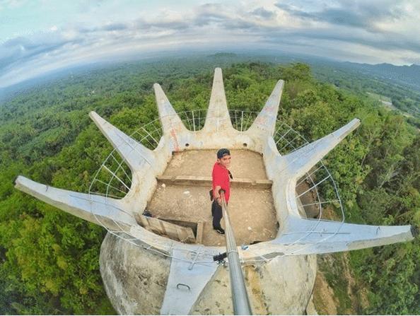 Bukit Rema Gereja Ayam Wisata Magelang Kab