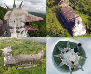 Bukit Rema Gereja Ayam Wisata Magelang Sumber Kab