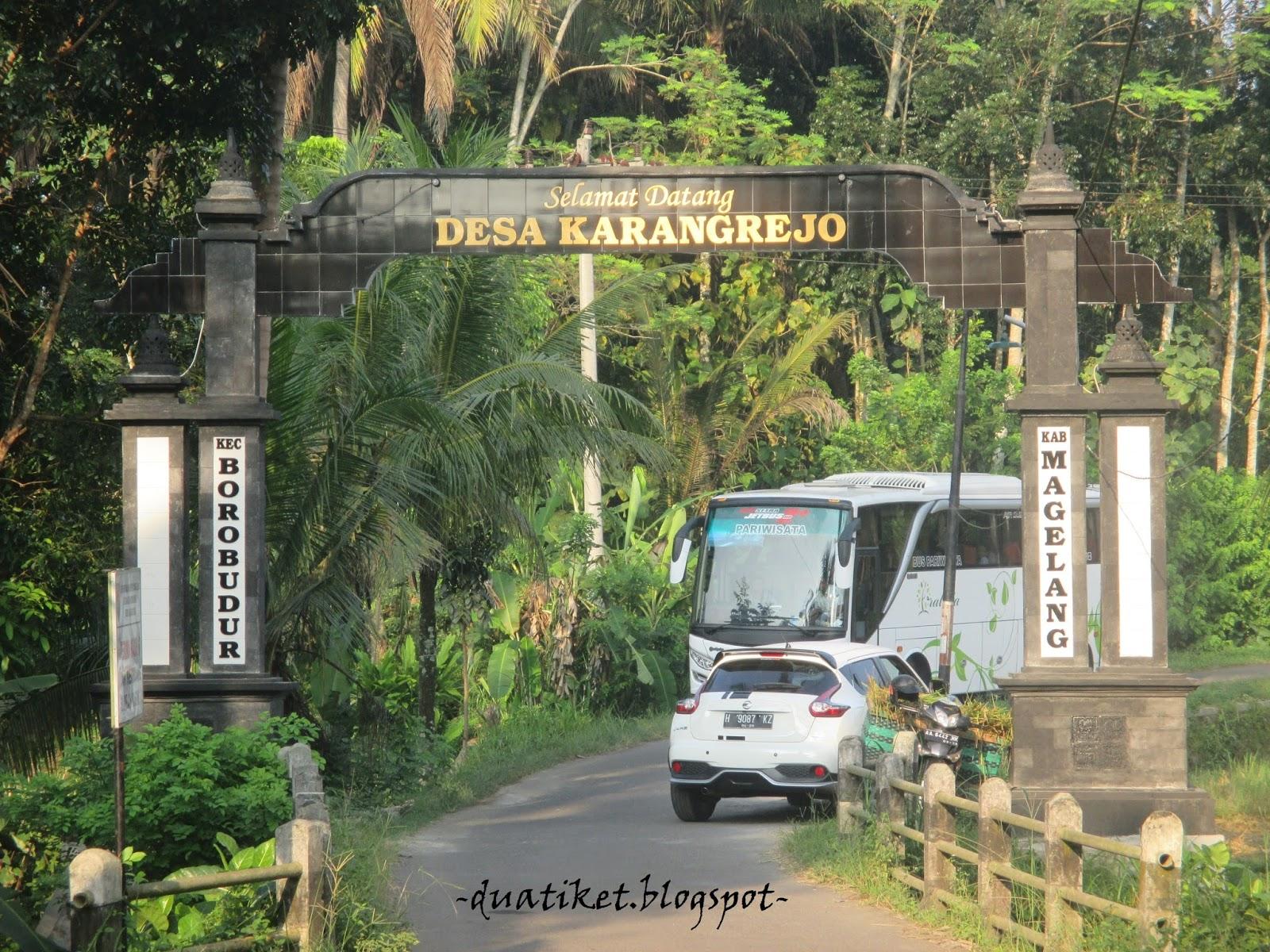 Duatiket Indonesia Travel Blog Jalan Menuju Punthuk Setumbu Kita Tinggal