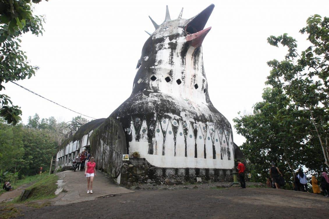 Gereja Ayam Berawal Sebuah Mimpi Aneh Beepdo Paketwisataliburanfavorit Kab Magelang