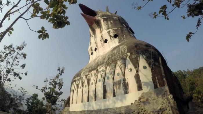 Gereja Ayam Bikin Bingung 5 Fakta Tentang Bukit Rhema Dikenal