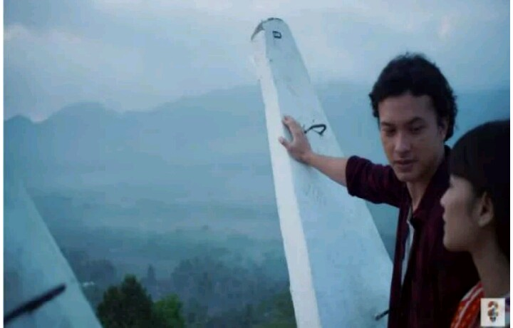 Gereja Ayam Bukit Rhema Magelang Jawa Tengah Viapendaki Film Aadc