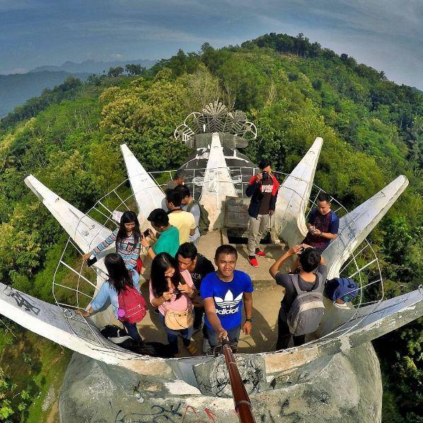 Gereja Ayam Bukit Rhema Magelang Jawa Tengah Viapendaki Kisah Sejarah