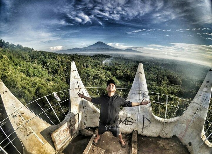 Gereja Ayam Bukit Rhema Magelang Jawa Tengah Viapendaki Yuk Datang
