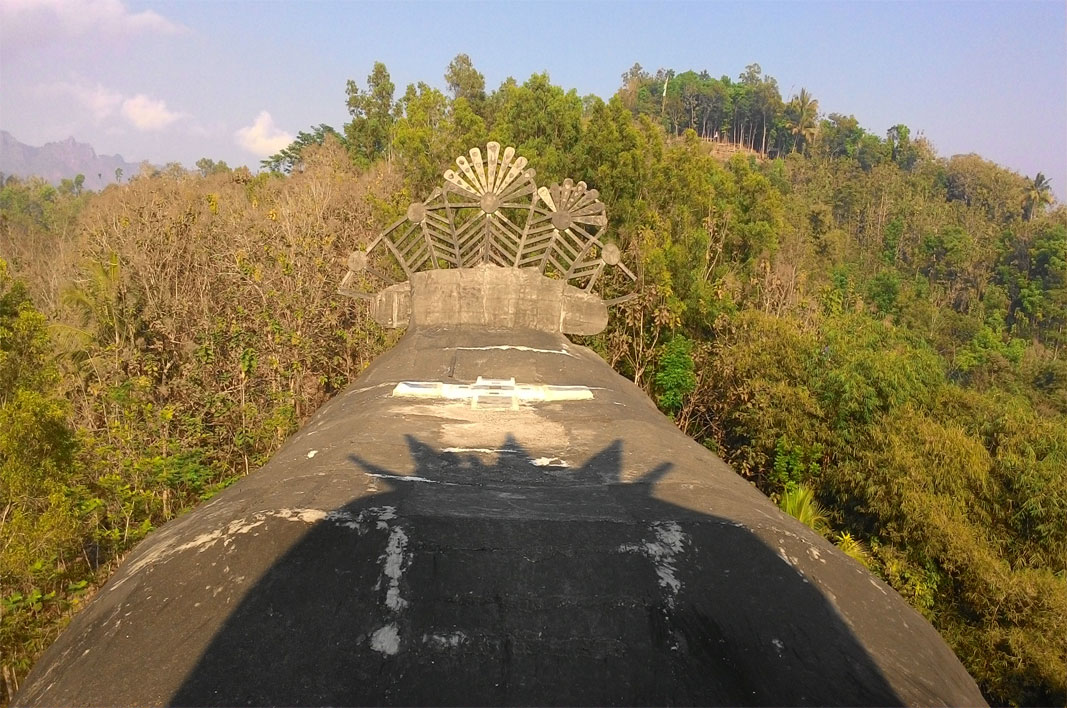 Gereja Ayam Bukit Rhema Pesona Wisata Magelang Borobudur 3 Kab