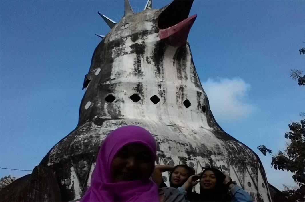 Gereja Ayam Bukit Rhema Pesona Wisata Magelang Borobudur Kab