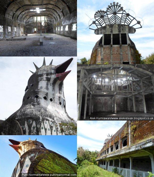 Gereja Ayam Http Www Wowkeren Images News Tersembunyi Bebentuk Indonesia