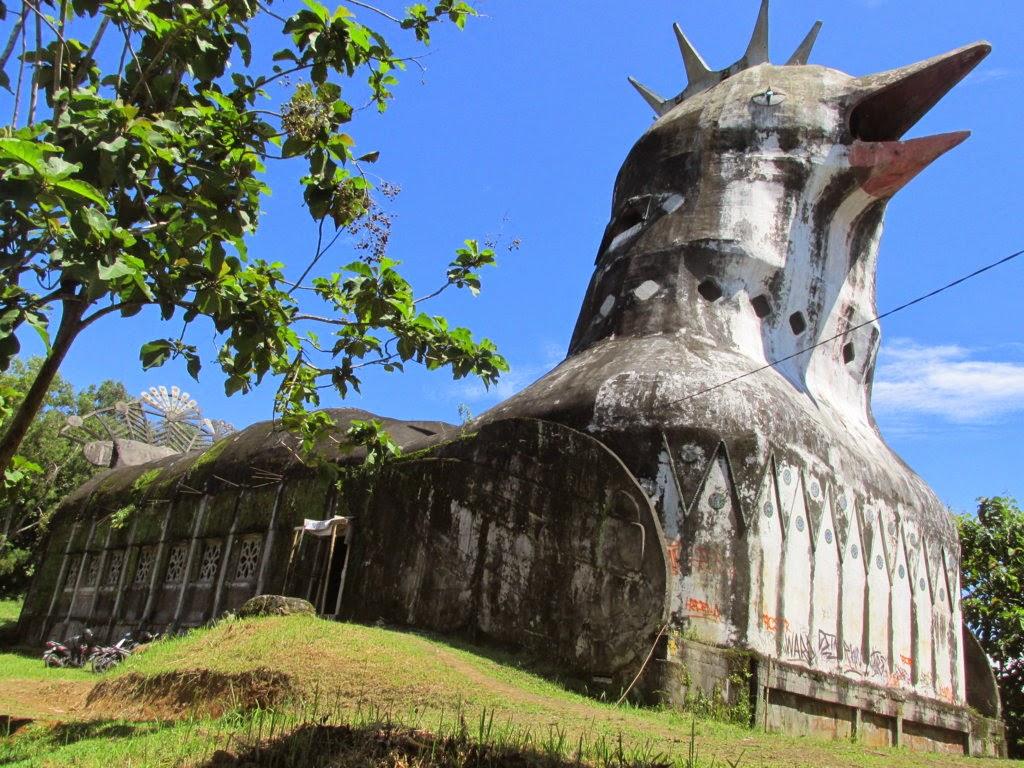 Gereja Ayam Tempat Syuting Aadc 2 Semakin Cantik Murid Sejati