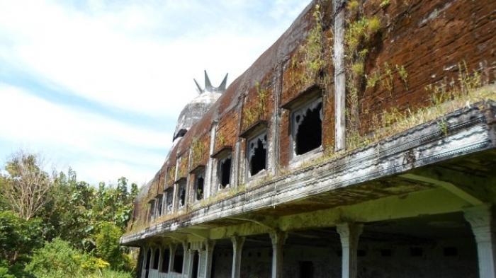 Heboh Gereja Ayam Tersembunyi Magelang Mendunia Wartakota Kab