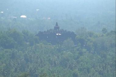 Peristiwa Aadc 2 Makna Tersembunyi Gereja Candi Borobudur Tampak Puncak