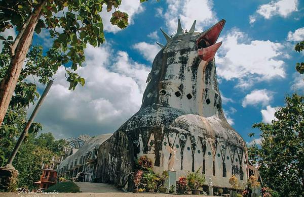 Pesona Alam Wisata Gereja Ayam Magelang Sewa Mobil Sejarah Kab