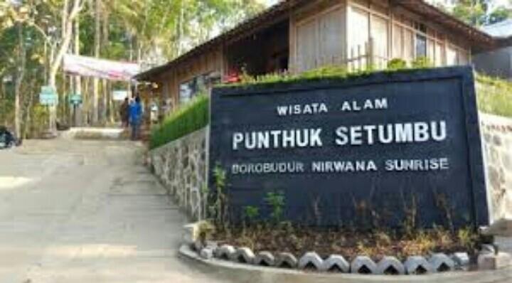 Punthuk Setumbu Kontroversi Gereja Ayam Myrepro Kab Magelang