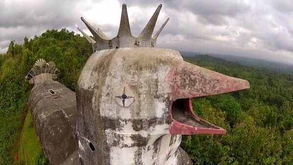 Tempat Wisata Magelang Gereja Ayam Info Seputar Tepatnya Berada Dusun