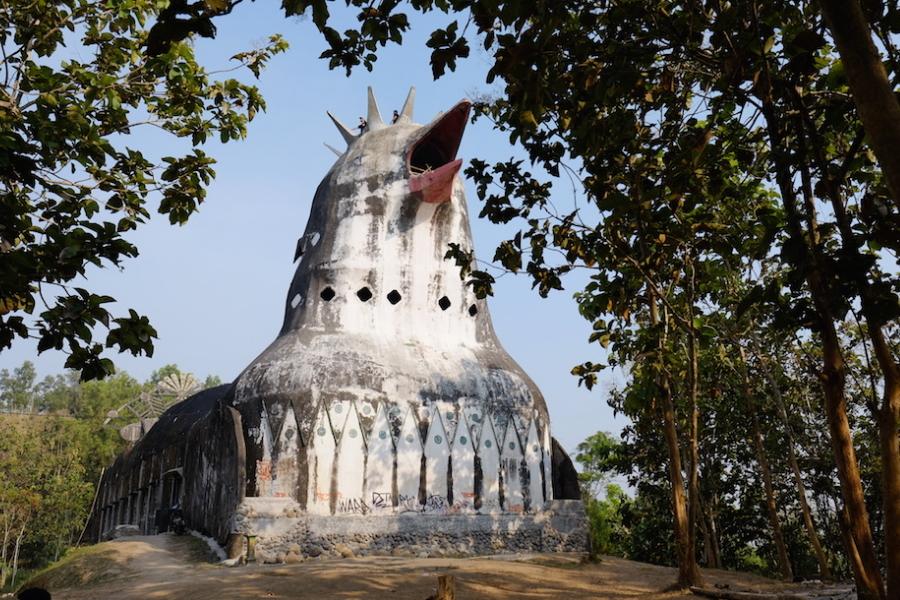 Wisata Gereja Ayam Bakpia Mutiara Jogja Kab Magelang