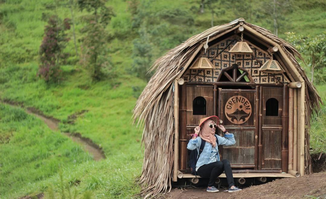 Alamat Rute Menuju Rumah Kurcaci Magelang Spot Wisata Unik Ngehits