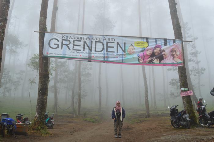 Asmarainjogja Medianya Sahabat Muda Berita Grenden Hutan Pinus Kab Magelang