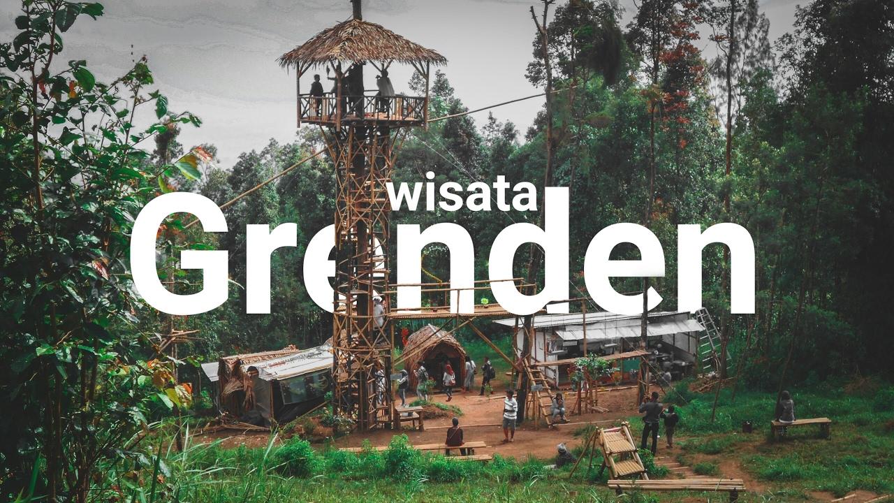 Wisata Grenden Pakis 3 Explore Magelang Central Java Youtube Hutan
