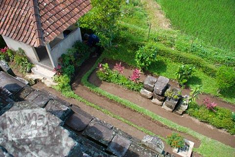 Maw Mblusuk Candi Asu Sengi Kompleks Asri Kecamatan Dukun Magelang