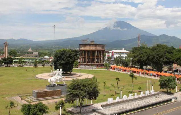 55 Tempat Wisata Magelang Jawa Tengah 2018 Murah Romantis Alun