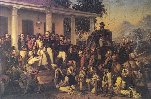 6 Museum Kota Magelang Destination Lukisan Karya Raden Saleh Ilustrasi